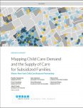 mapping child care demand report cover