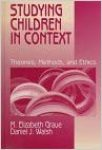 studying children in context cover